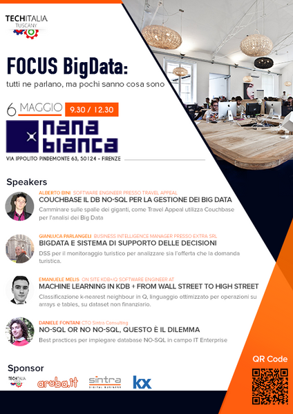 TechItalia Tuscany_Focus Big Data