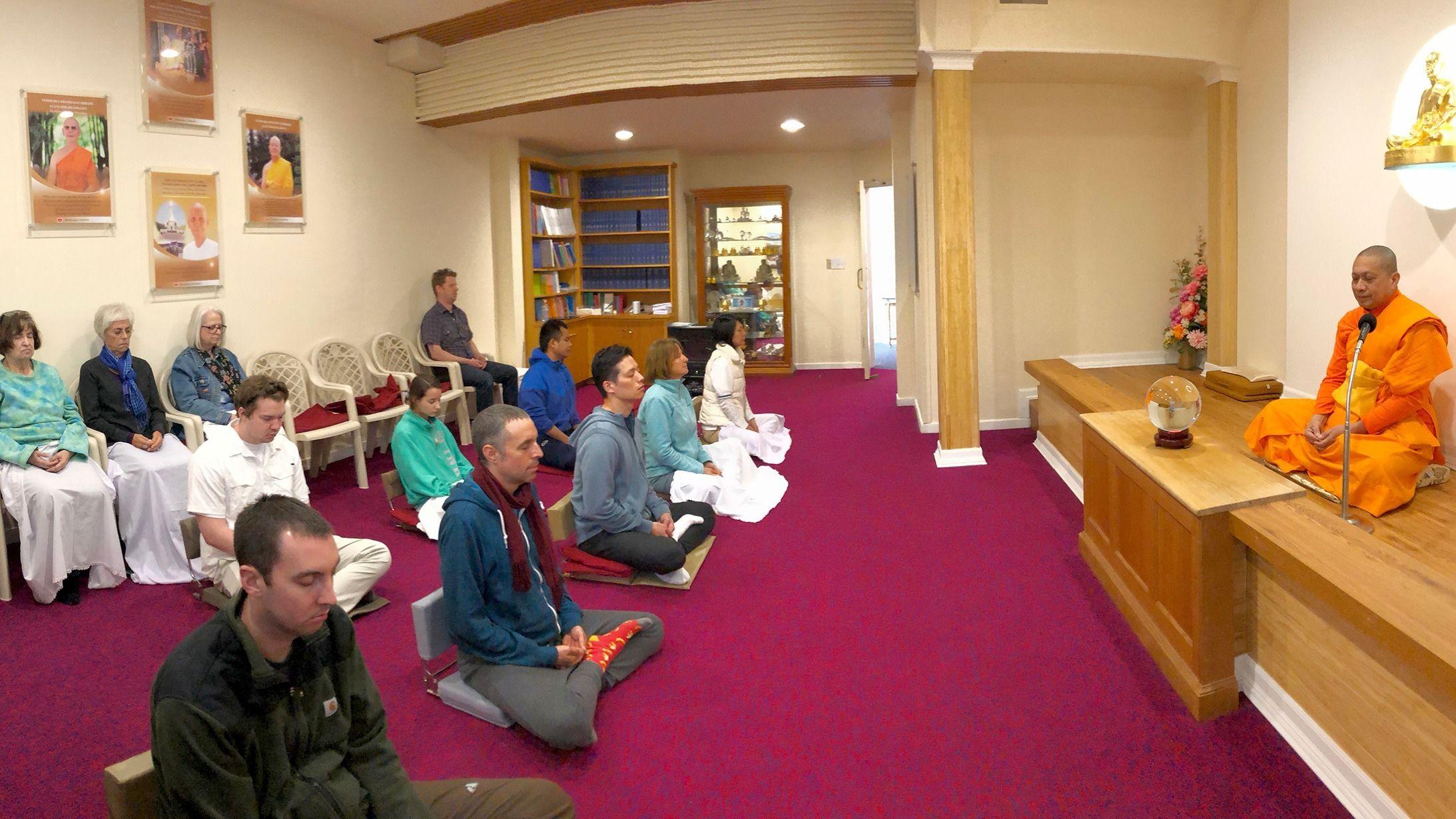 Portland Middle Way Meditation