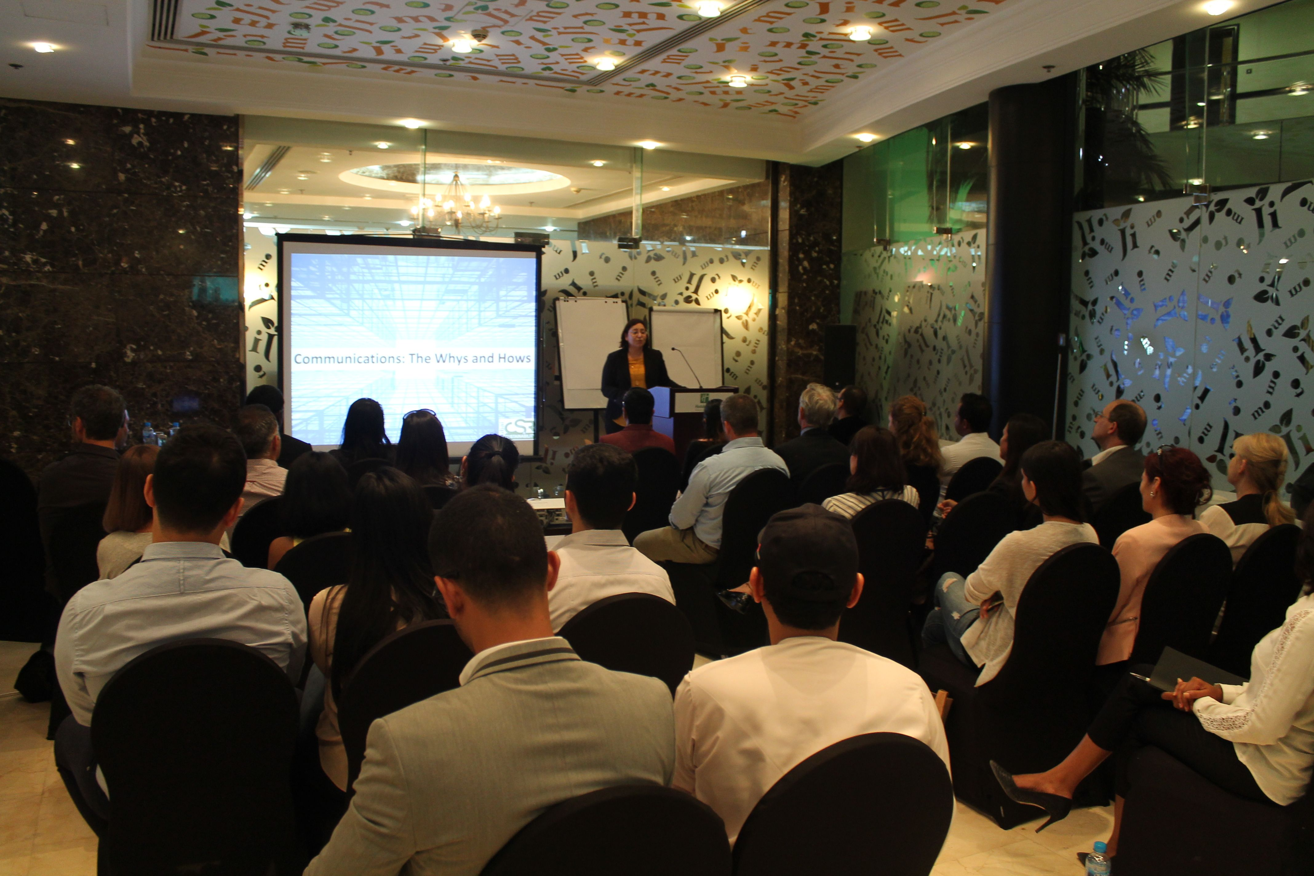 CSR & Sustainability Meetup - The UAE ISSP Chapter