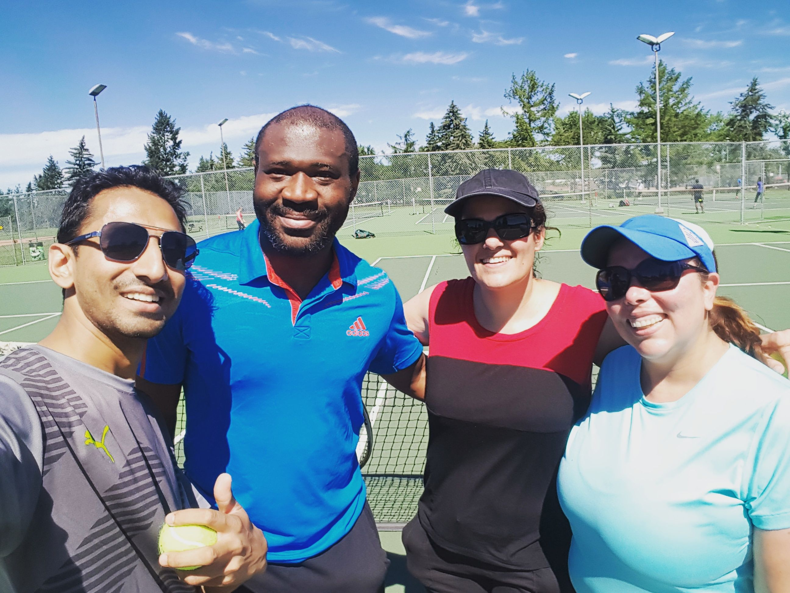 Tennis Edmonton