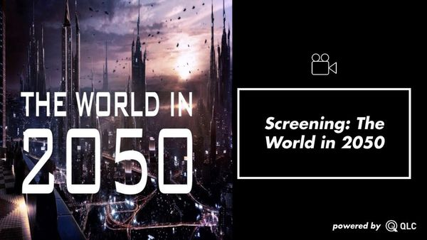 Screening: The World in 2050 (The Real Future of Earth) | Meetup