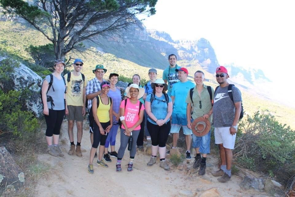 Footprints Christian Hiking & Social Group
