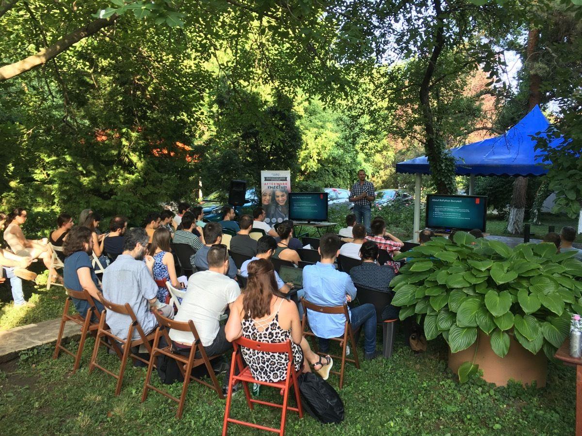 PentaBAR Bucharest // Tech Meetup by Pentalog
