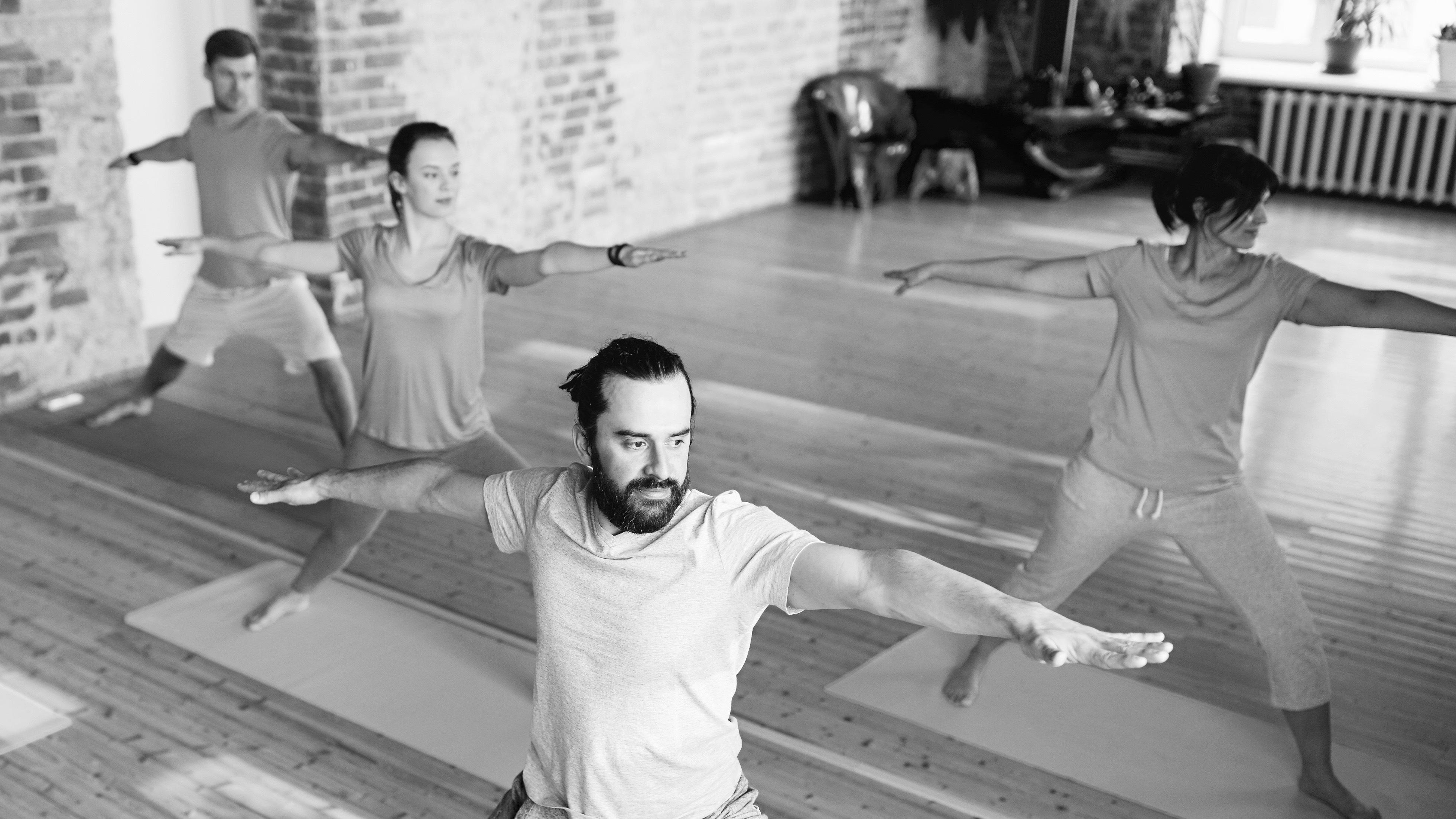 Yoga, cultiver l'harmonie du corps & de l'esprit / mardi 9heures