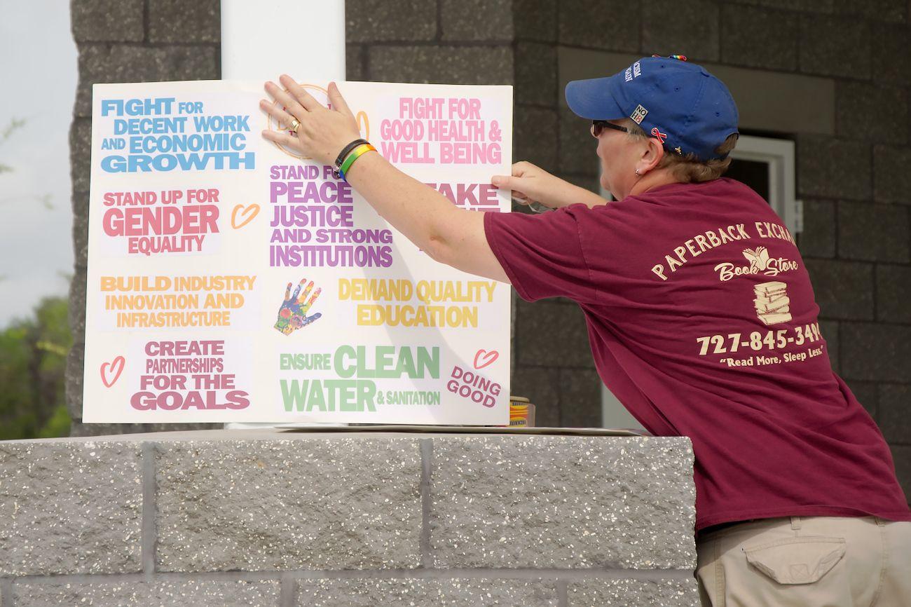 Pasco County Volunteer Activists