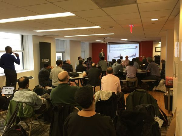 Past Events | Boston Algorithmic Trading (Boston, MA) | Meetup