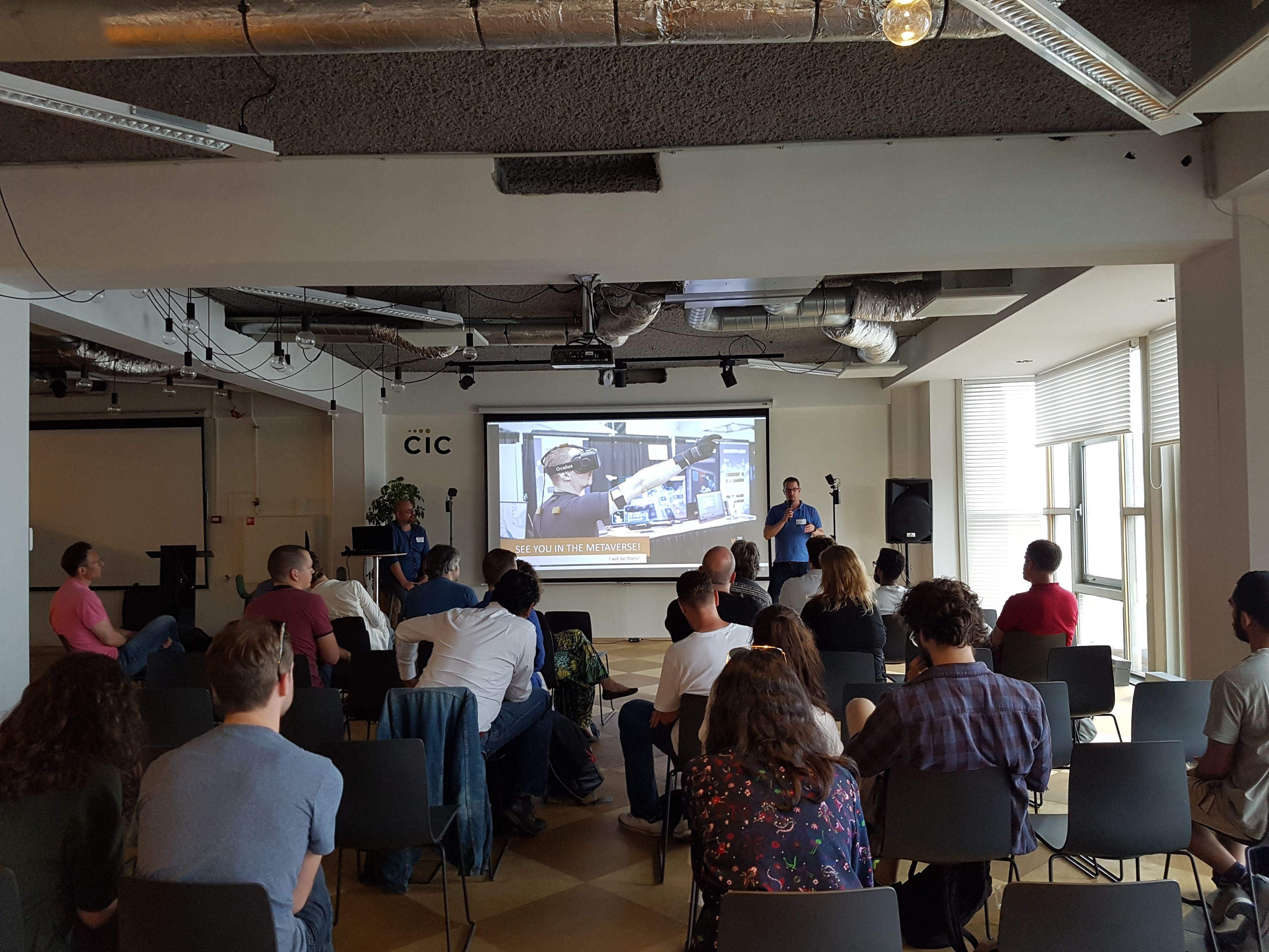 VR 010 Meetup (Virtual Reality Rotterdam Meetup)