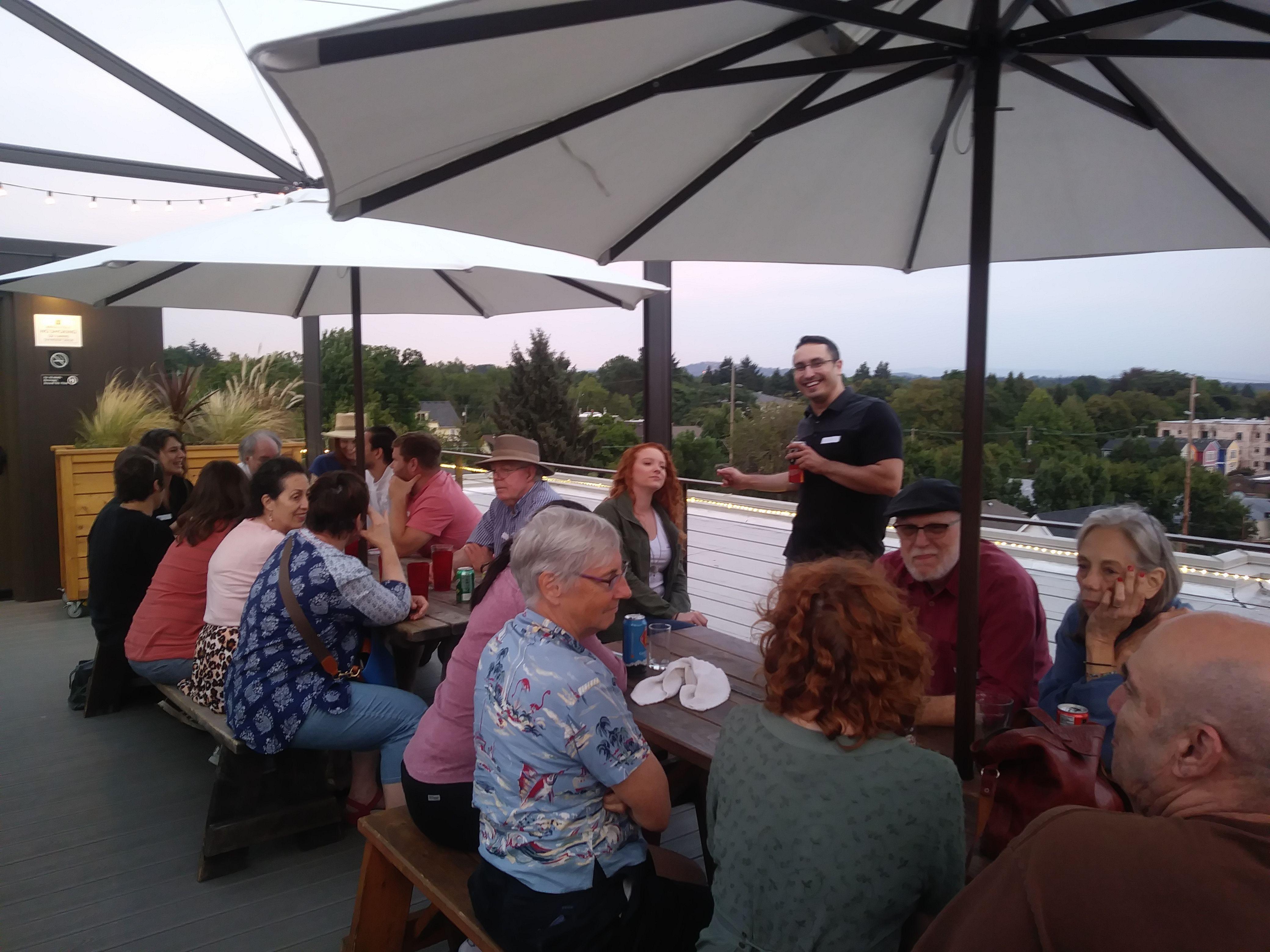 The Portlandia Spanish Conversation Group