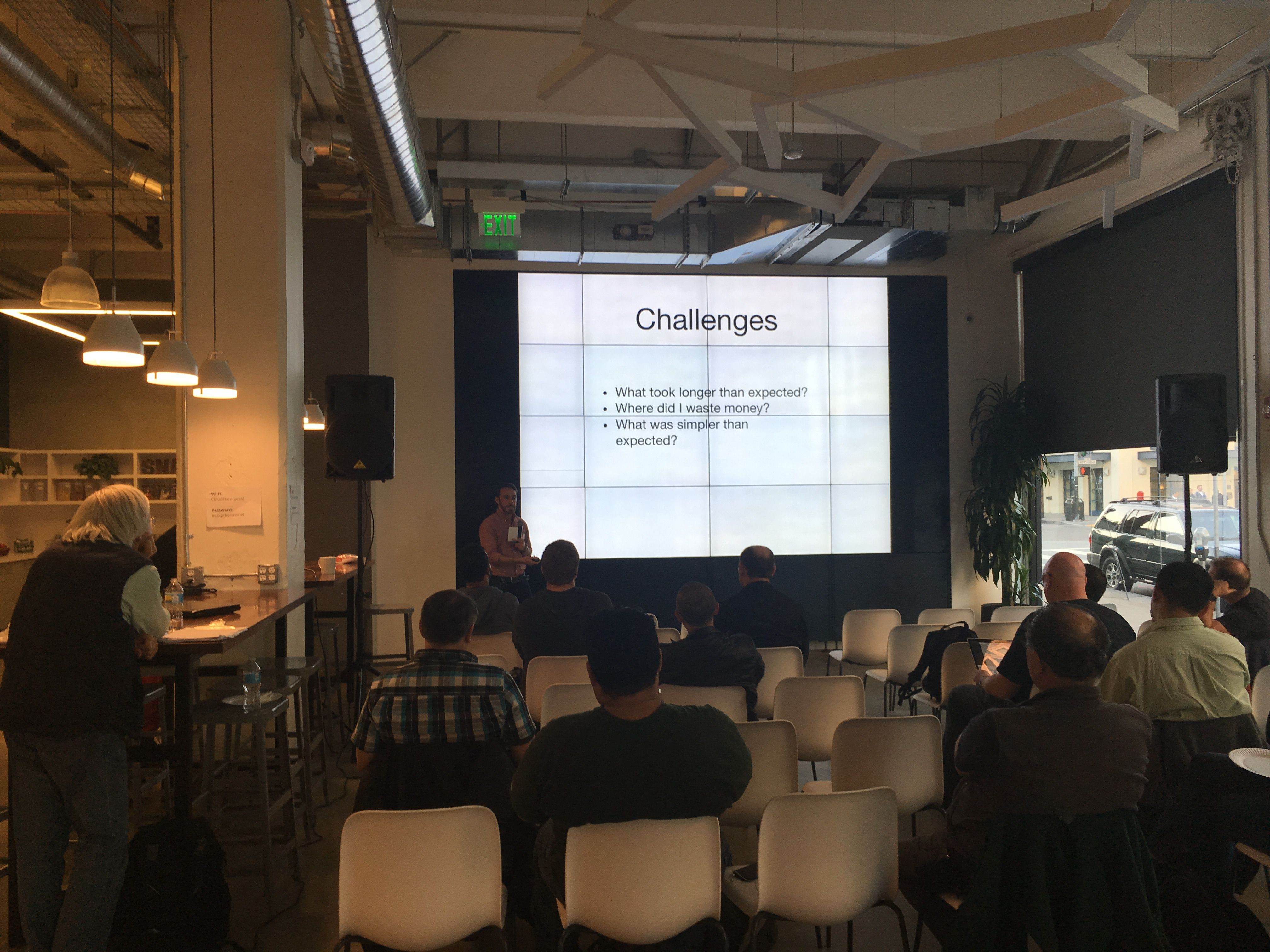 San Francisco Raspberry Pi Meetup