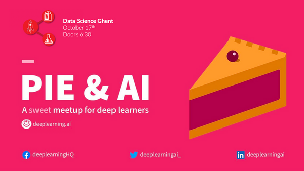 Data Science Ghent Dr Andrew Ng Meetup