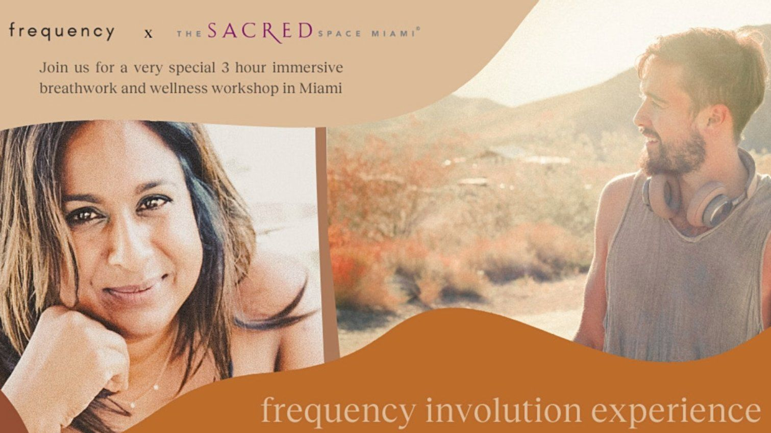 BREATHE | DANCE | MEDITATE : Healing Workshop