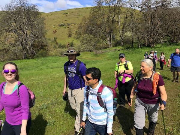 Willamette Mission Trail Rain Or Shine Meetup