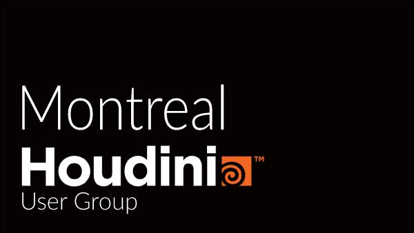 Montréal Houdini User Group (MHUG) (Montréal, QC) | Meetup