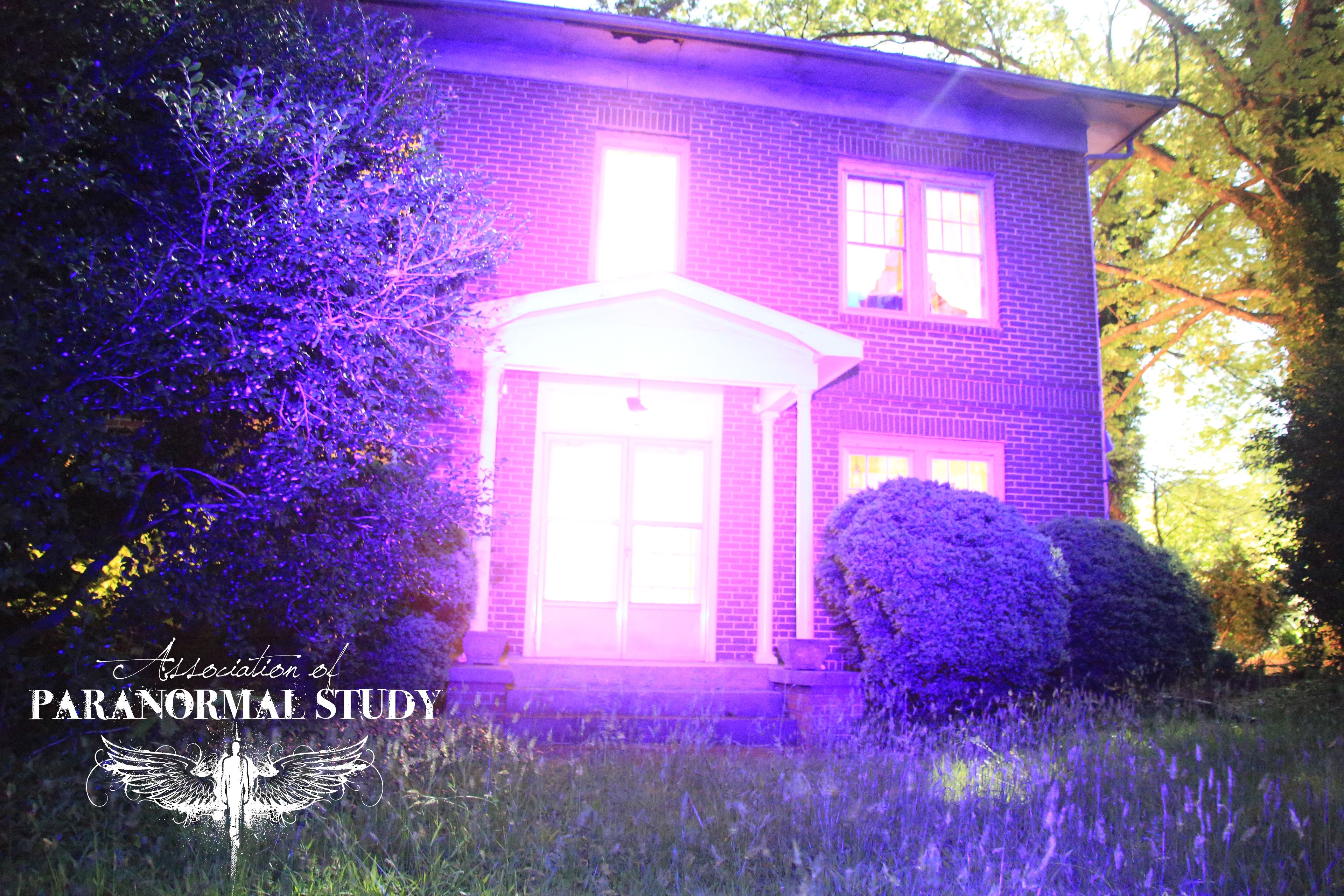 Association of Paranormal Study Triangle