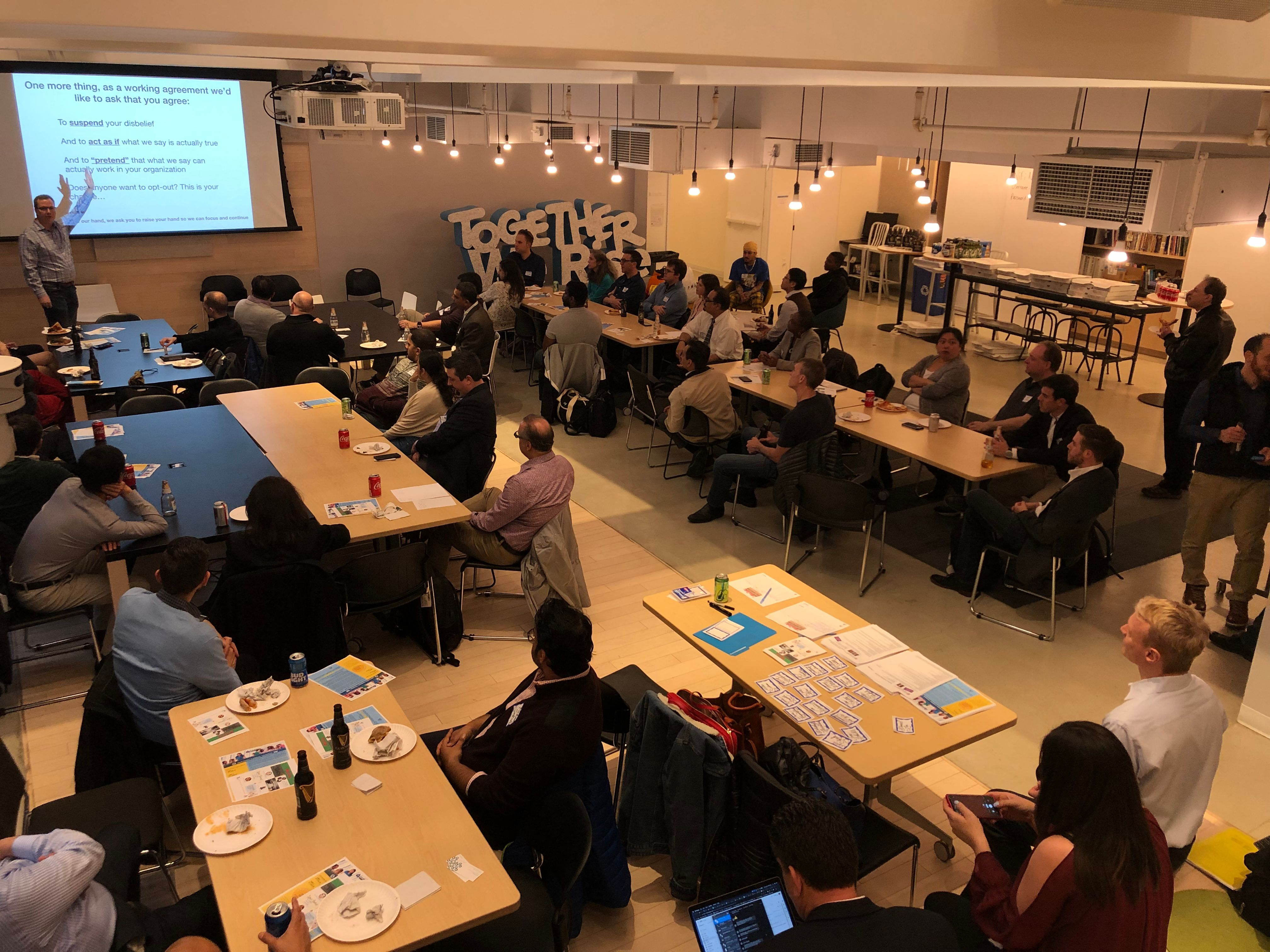 The New York XP & Agile Meetup Group
