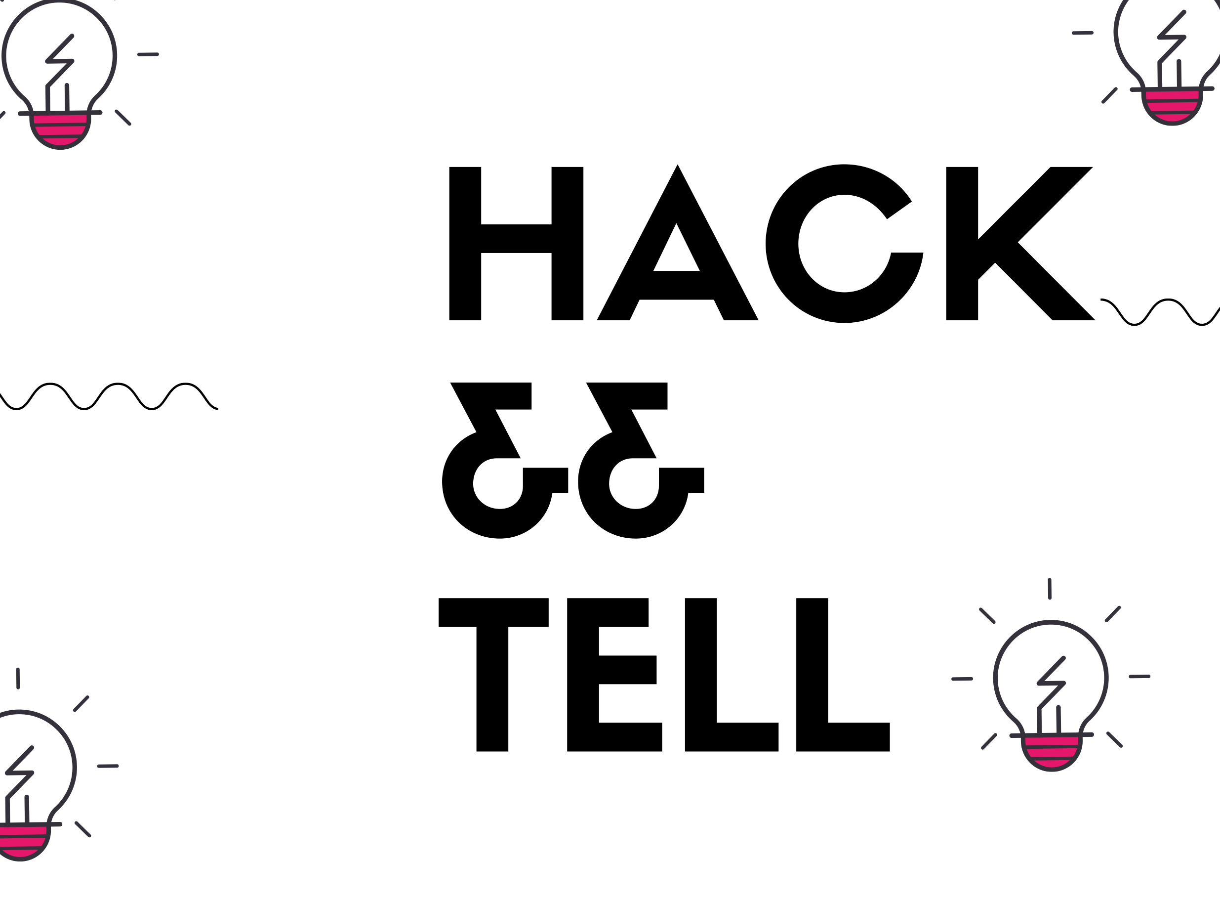 Toronto Hack and Tell