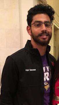 Arjun S.