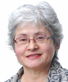 Diane Mercier, P.
