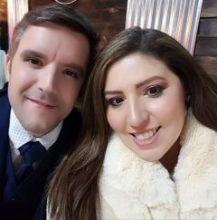 Stephanie & M.