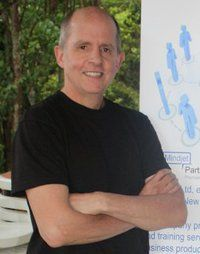 Patrick Baker from Mindlogik L.