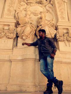 Arjun S K.