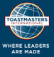 VP PR Toastmasters C.