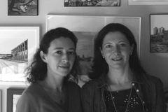 Carole & Valérie - Art for M.