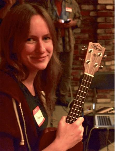 Sonia W  - Auckland beginner ukulele & singing lessons