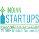 Indian Startups(100000+ M.