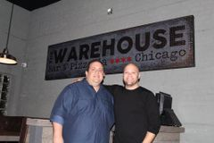 The Warehouse Bar & P.