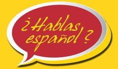 "LEARN SPANISH ""."