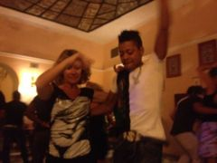 Dance meetup with C.