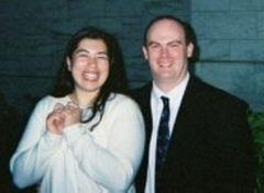 Karen & I.