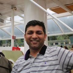 Kailash R