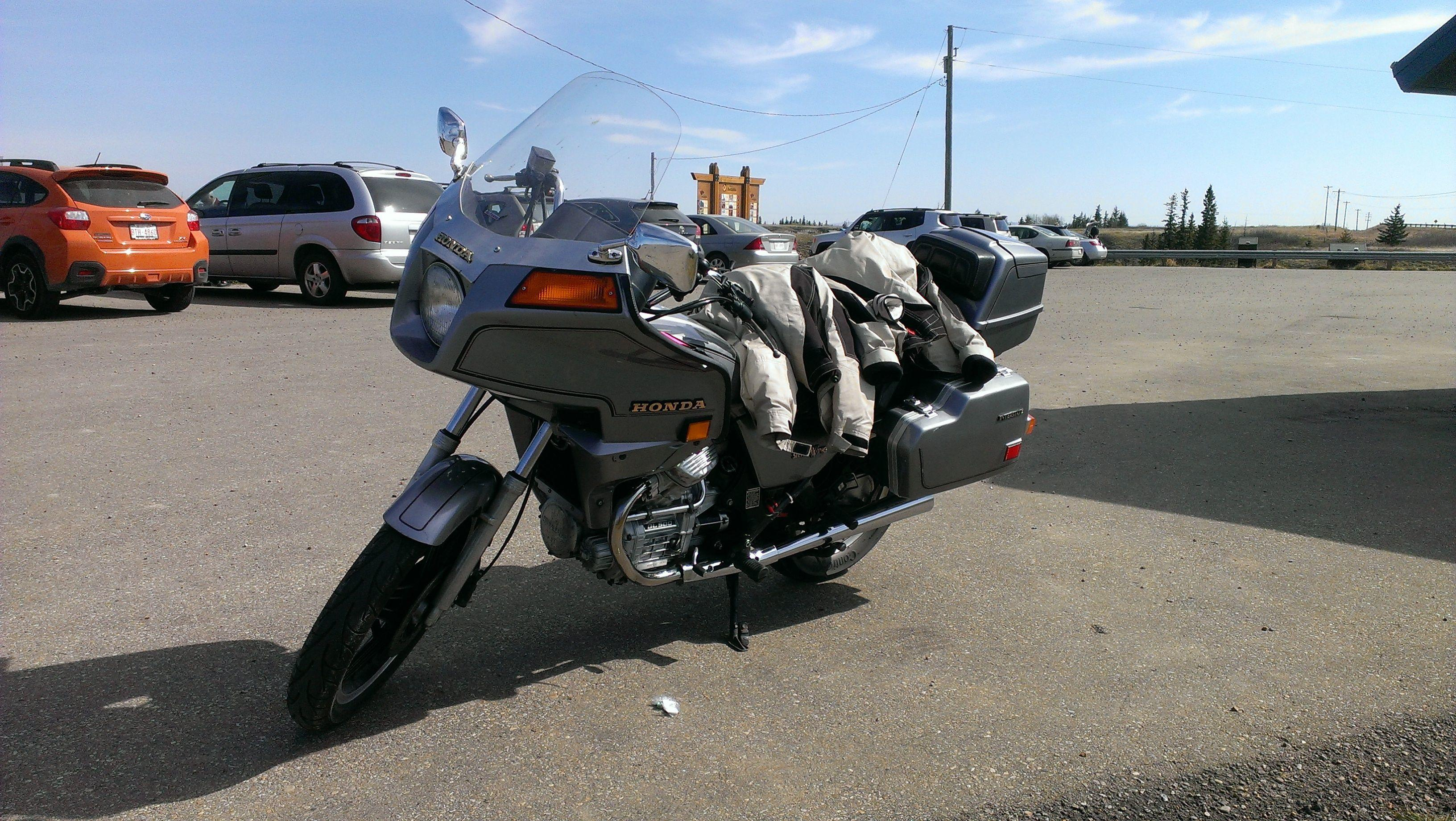 Honda Motorcycles Calgary >> Jens The Calgary Motorcycle Riders And Everything Else