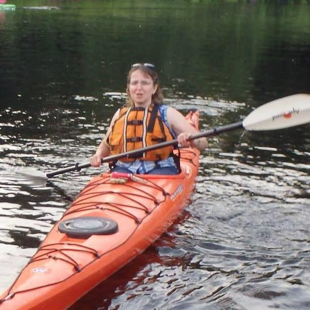 Trisha - Casual Kayakers (Amesbury, MA)
