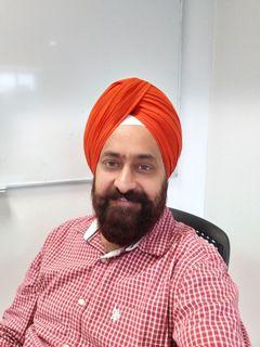 Raminder A.