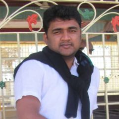 Prasanth Krishna from V.