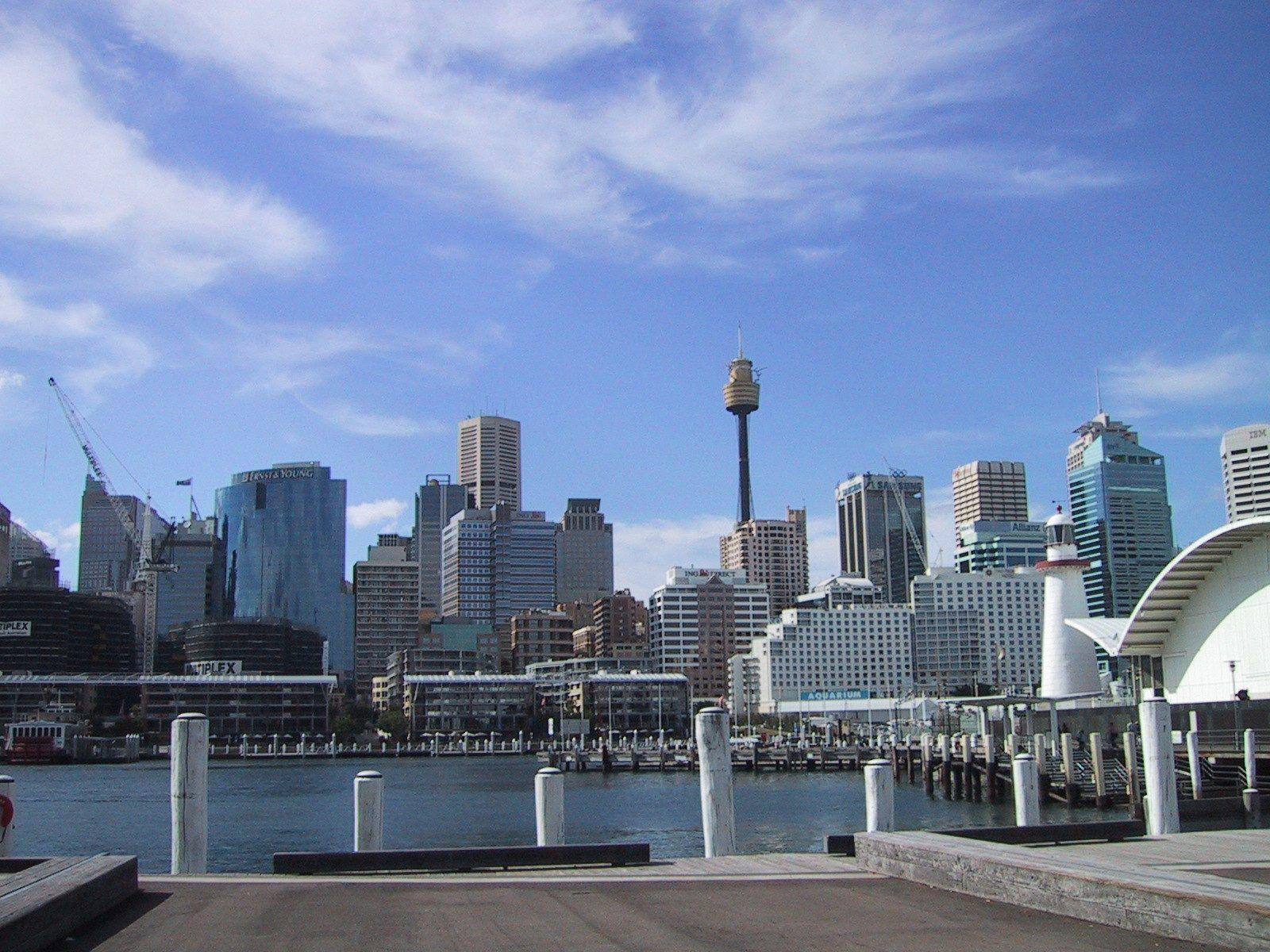 Sydney forex address
