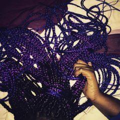 Purple O.