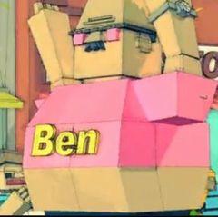 Benedict M.