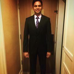 Arjun T.