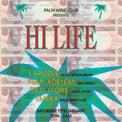Palm Wine C.