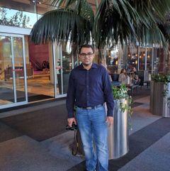 Hitesh Anand R.