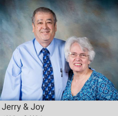 Jerry & Joy R.