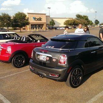 Mike C Hot Mini Cooper Car Club Waco Tx Meetup