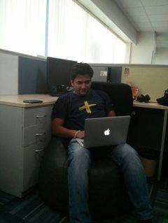 Abhishek Anand A.
