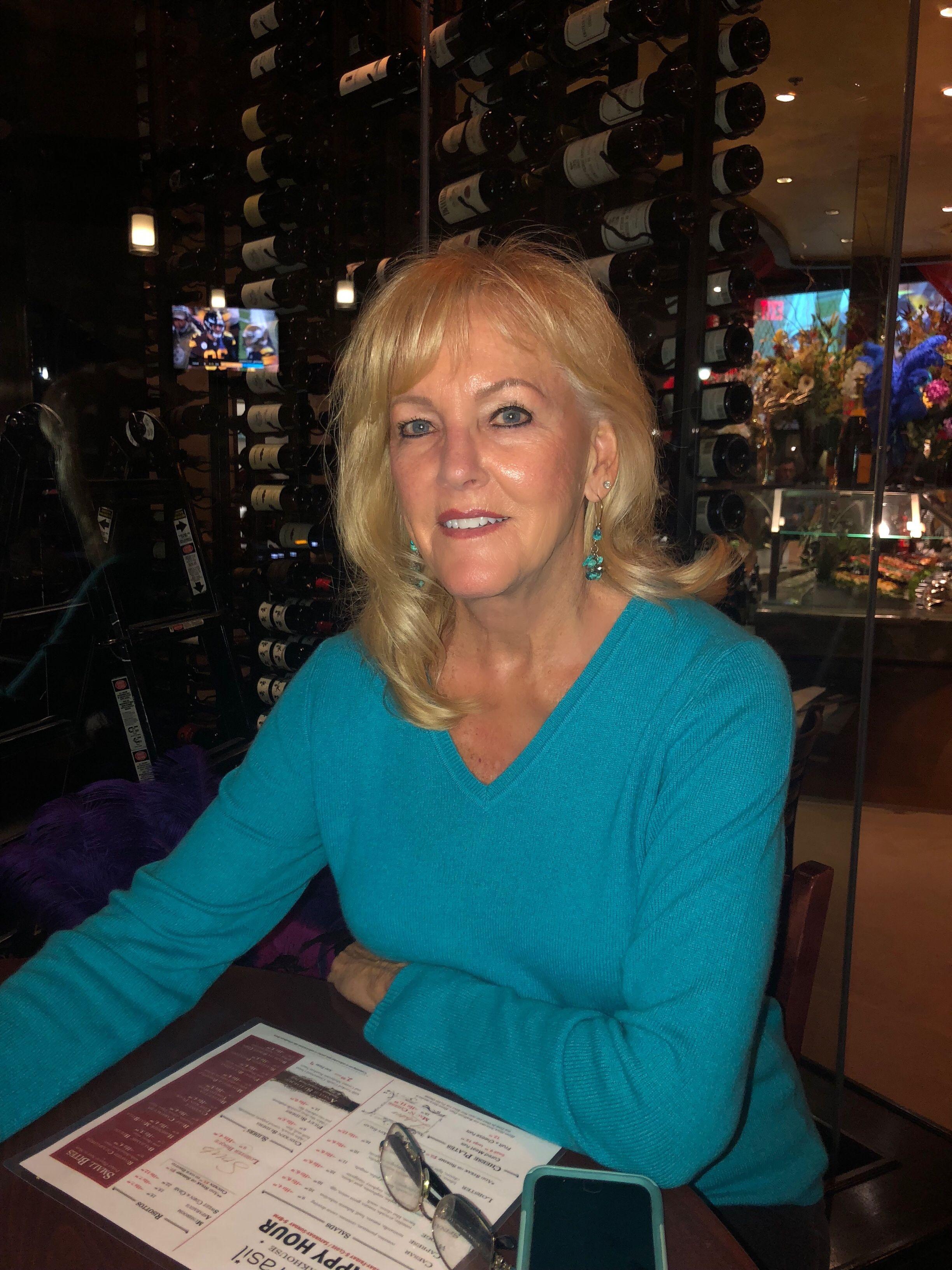 Sherrie J. - Educated Singles 50+ (Las Vegas, NV) | Meetup