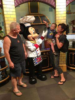 Pirate Jon, Michele & M.