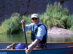 Ron, the Canoe G.